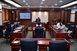 포천시의회, 전반기 원 구성 첫 임시회 개회